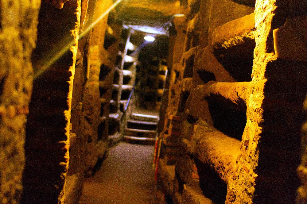 Priscilla Catacombs Rome catacombs tour