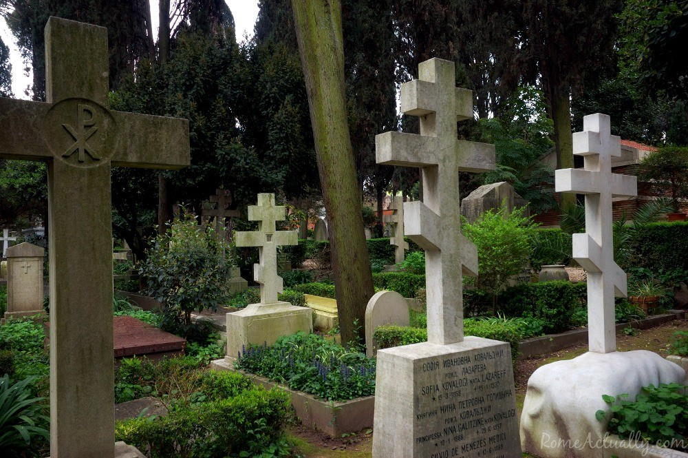 Unconventional crosses