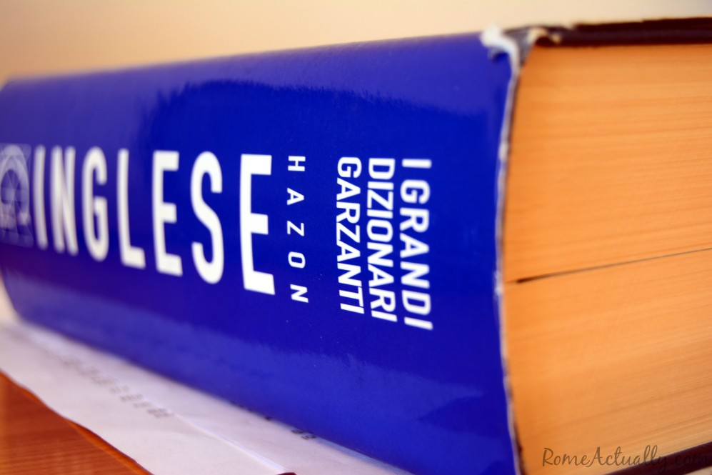After college, I started studying English more seriously