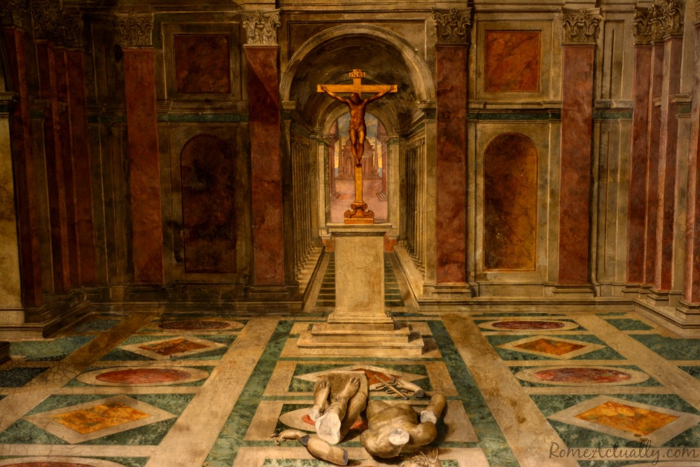 Painting vatican museums