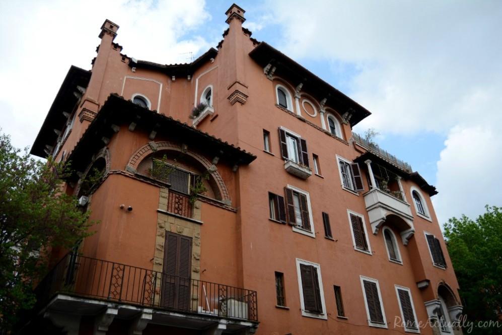 Austere, no-frill architecture