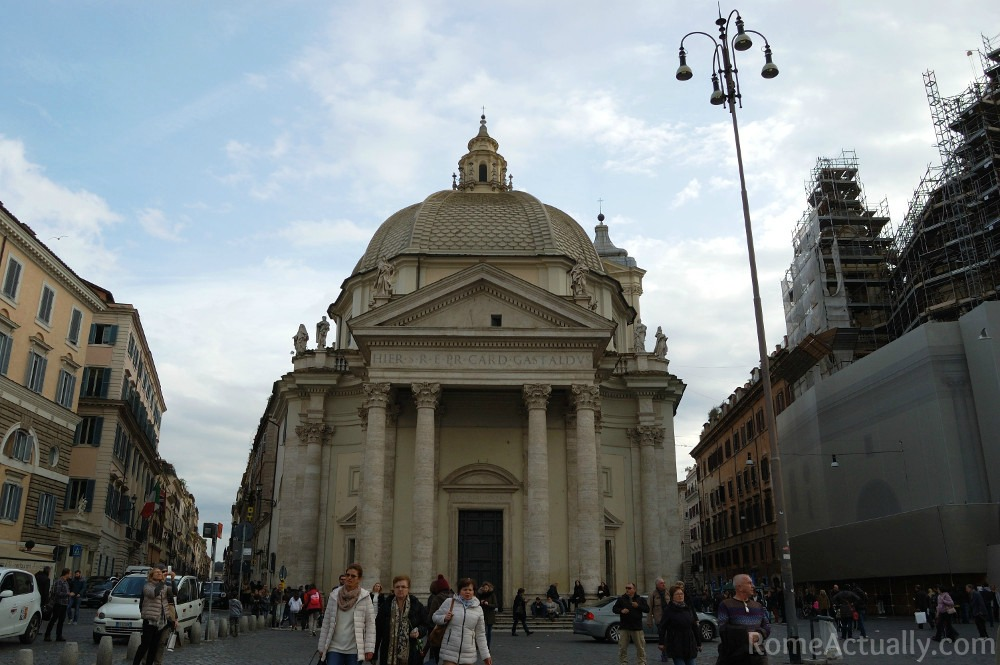 Moving to Rome - Via del Corso shopping street