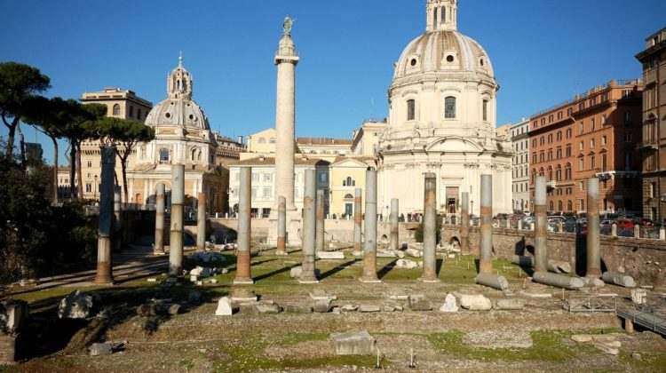 Top 10 reasons to visit Rome