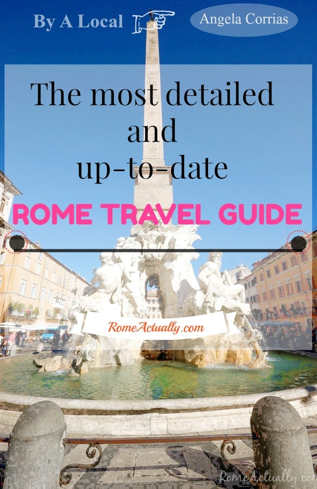 Things to do in Rome, the ultimate guide
