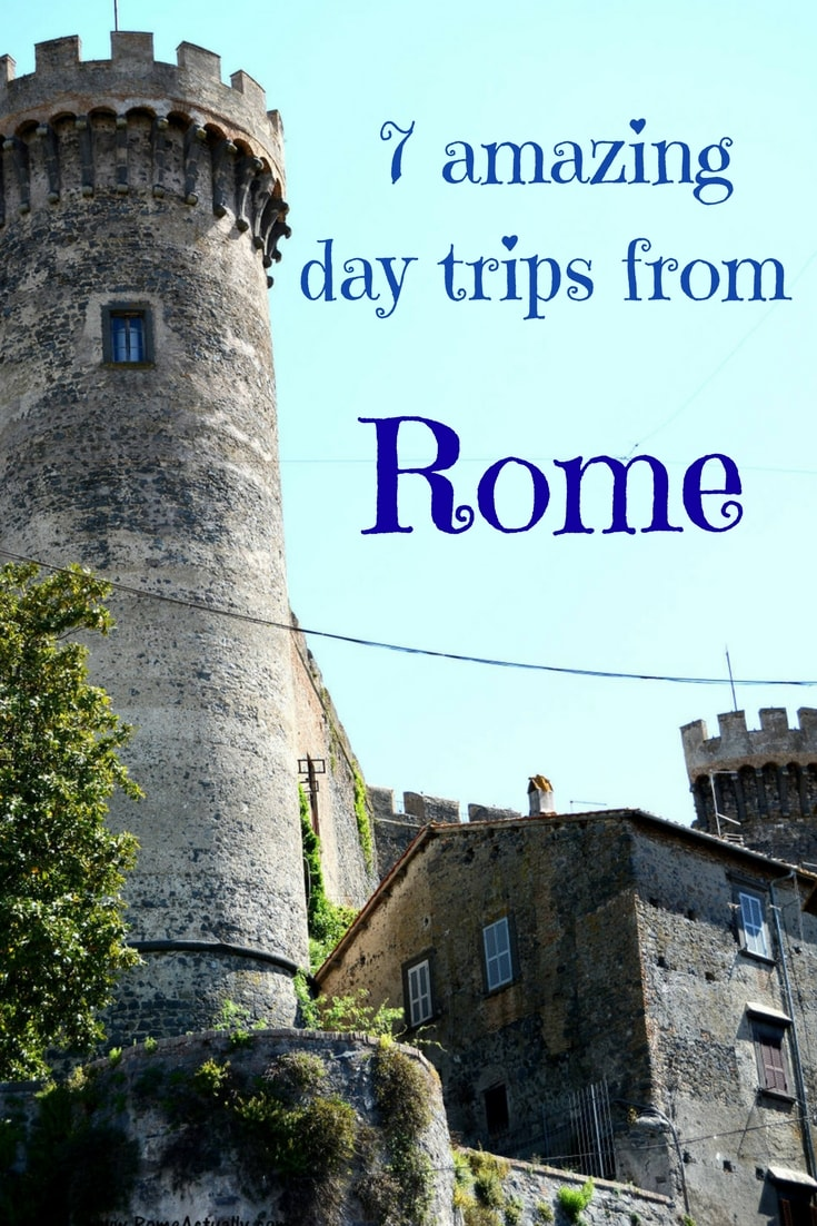 7 amazing day trips from Rome