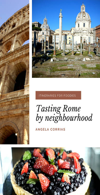 Rome for Foodies eBook
