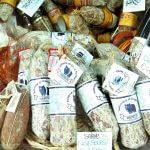 Salami and Italian cold cuts