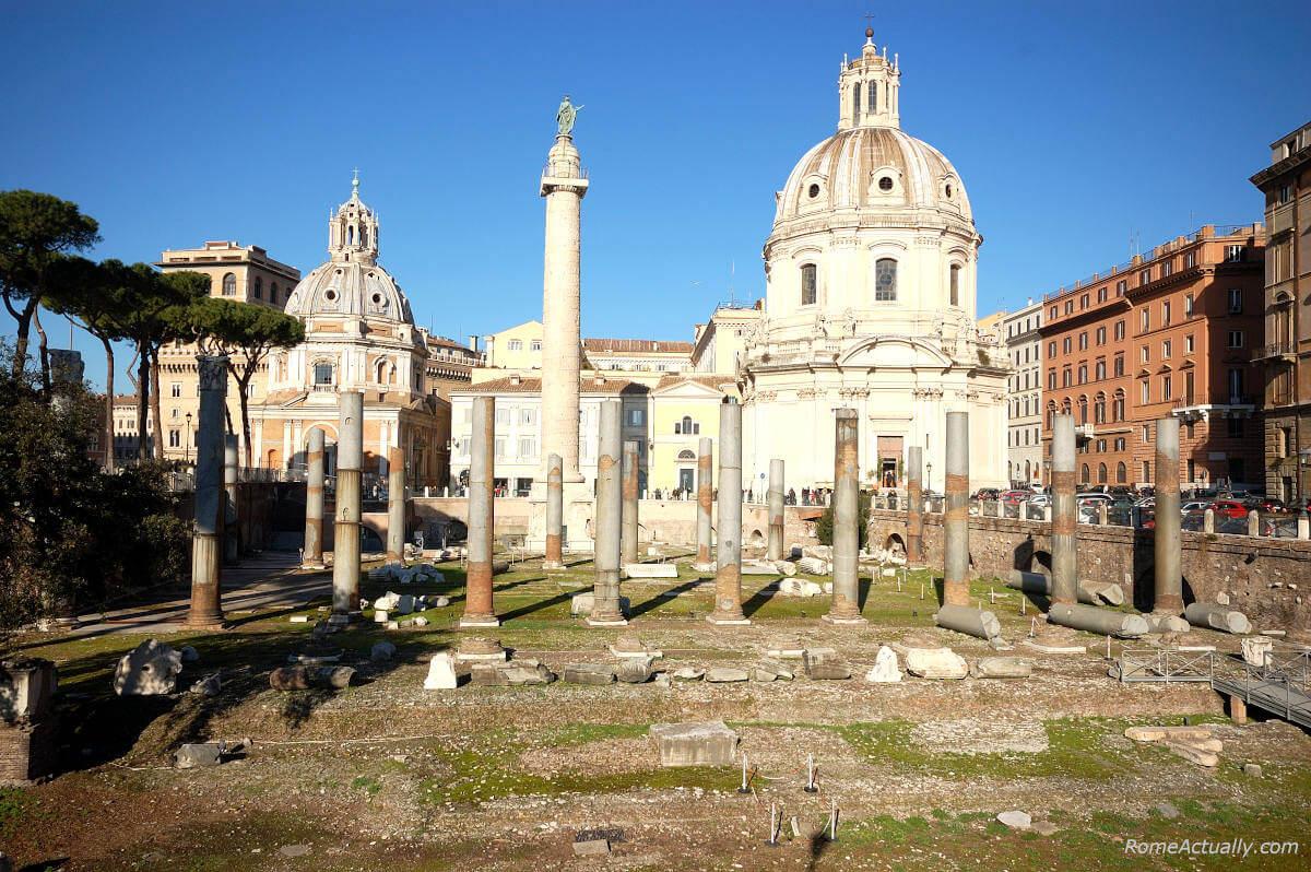 Image of Rome Fori Imperiali