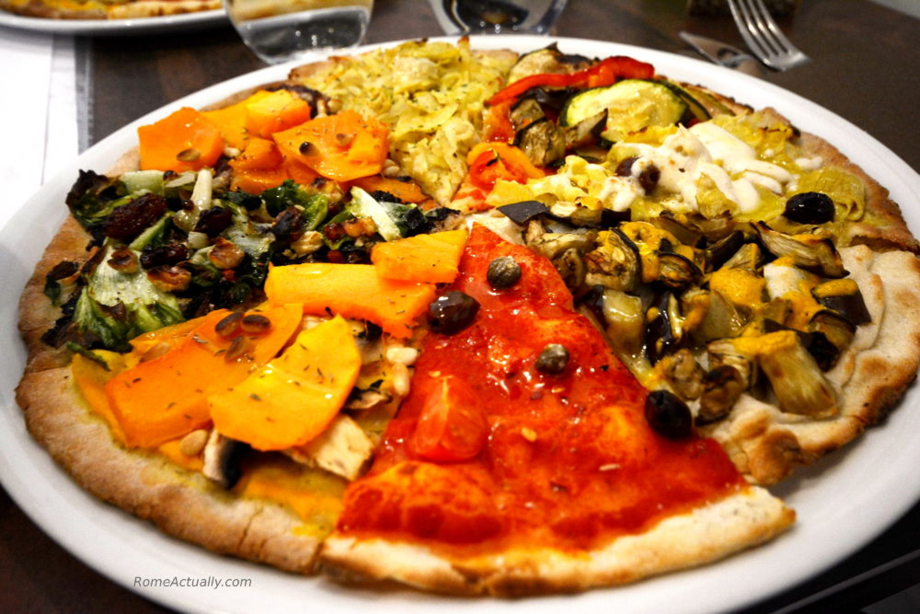 A complete guide to the best vegetarian restaurants in Rome