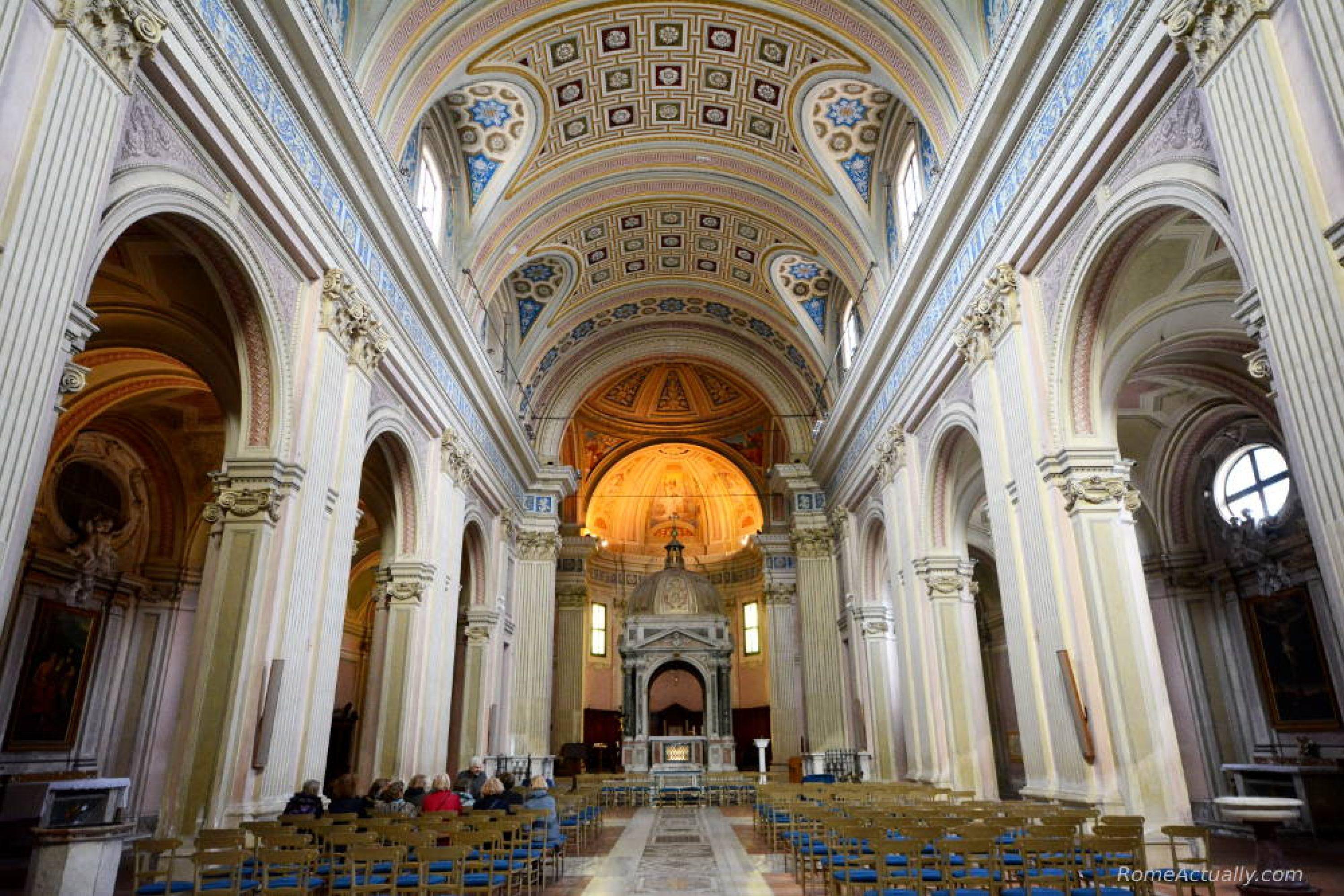 saint alessio basilica rome