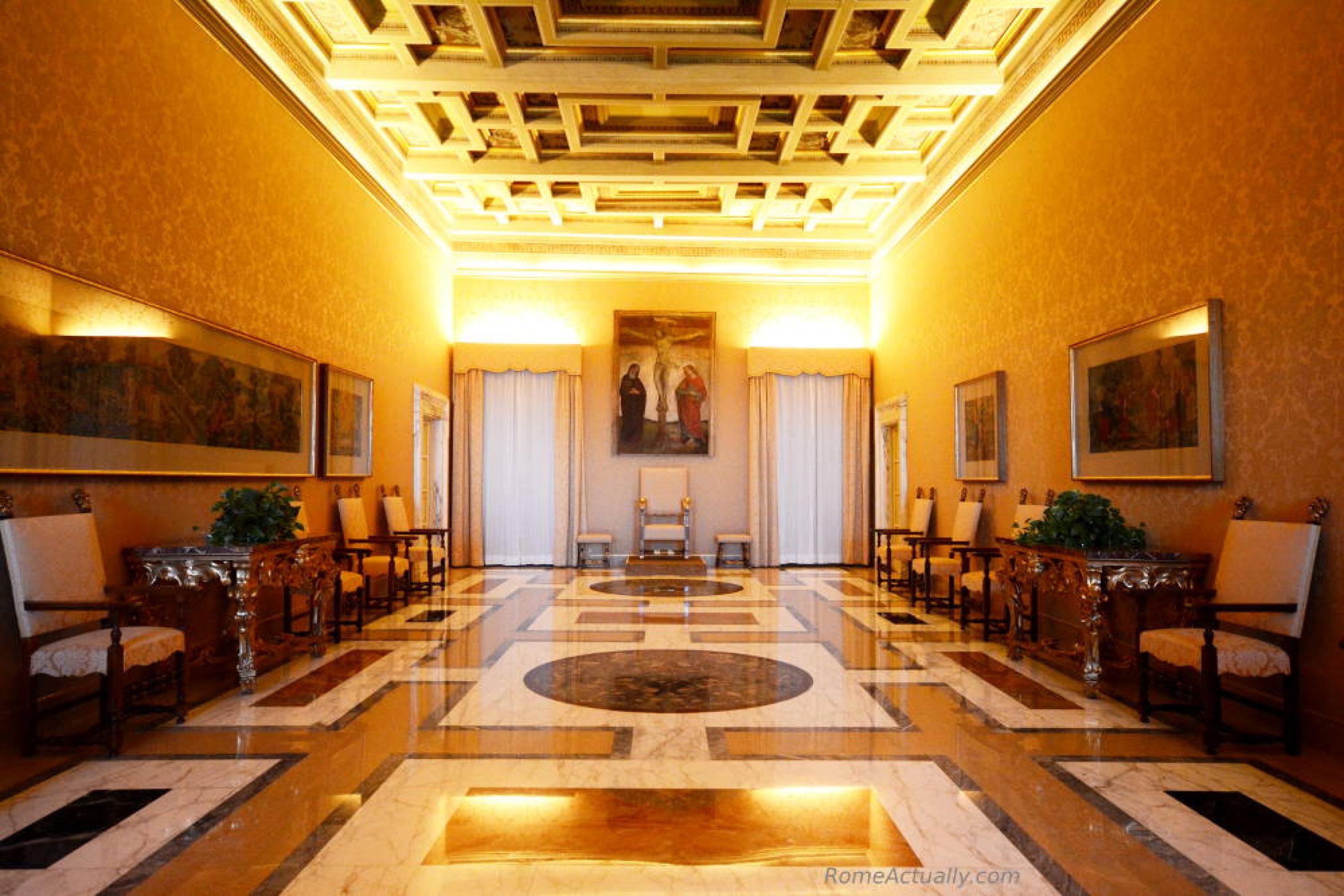 Apostolic Palace Castel Gandolfo