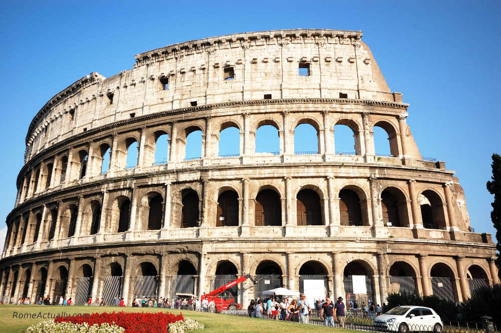 colosseum rome private tours