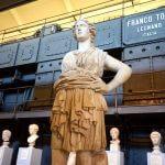 statues centrale montemartini museum