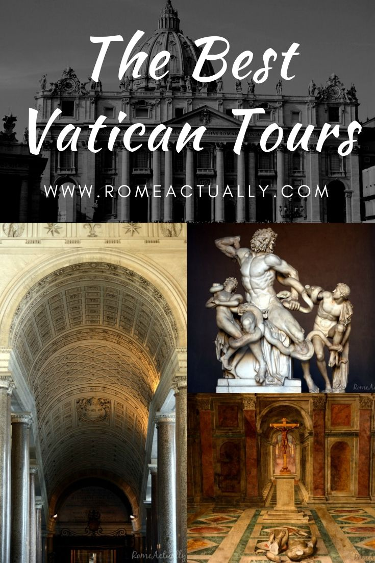 best vatican tours rome