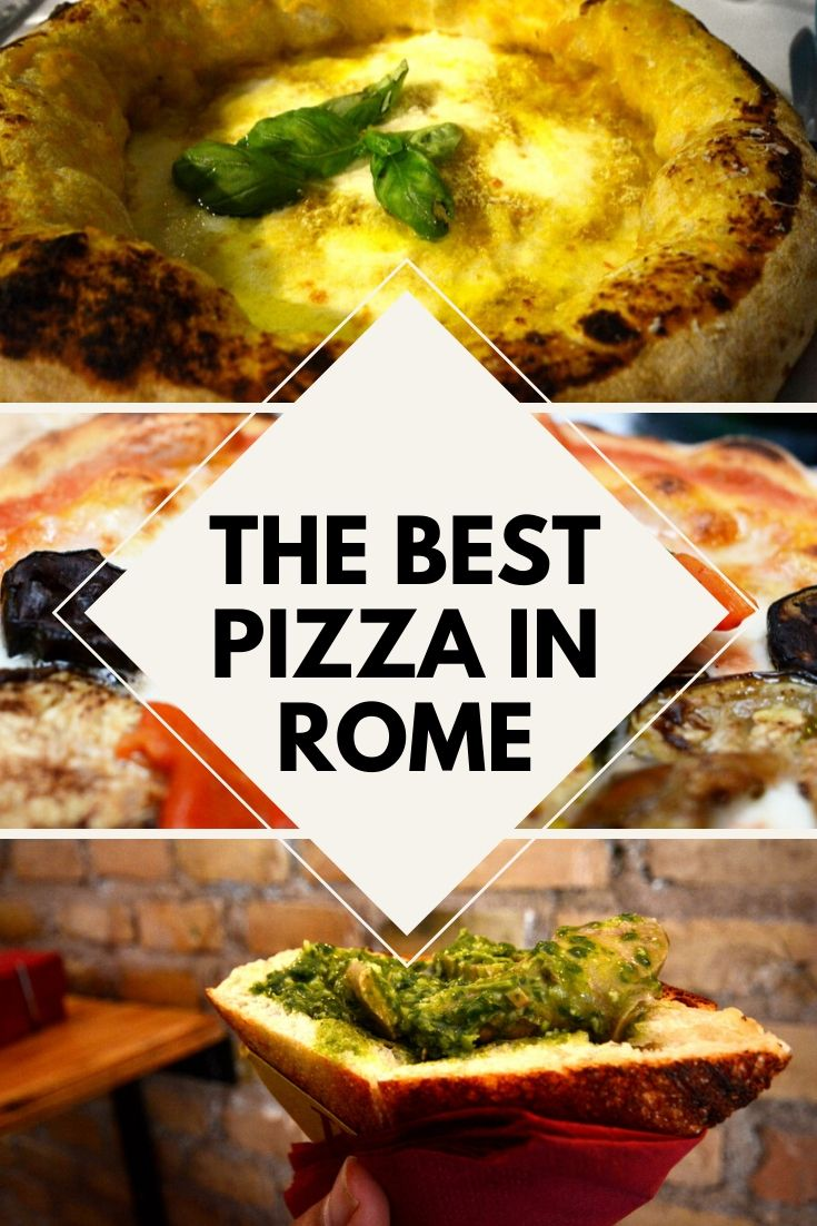 best pizza in rome
