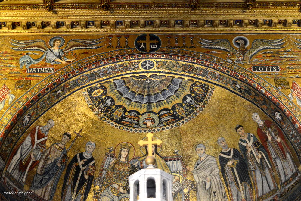 santa maria in trastevere basilica things to see in trastevere