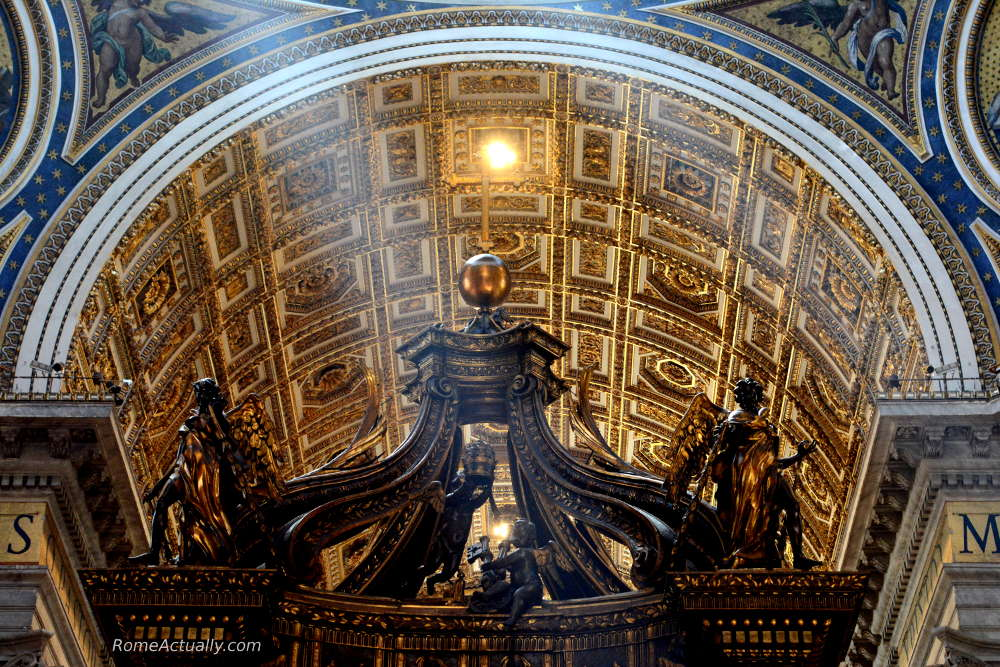 st. peter's basilica rome in 2 days
