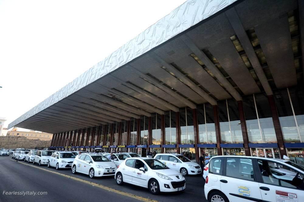 Image of Stazione Termini in Rome