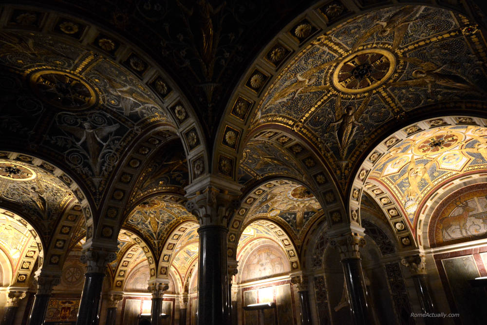 Image f Santa Cecilia in Trastevere Basilica