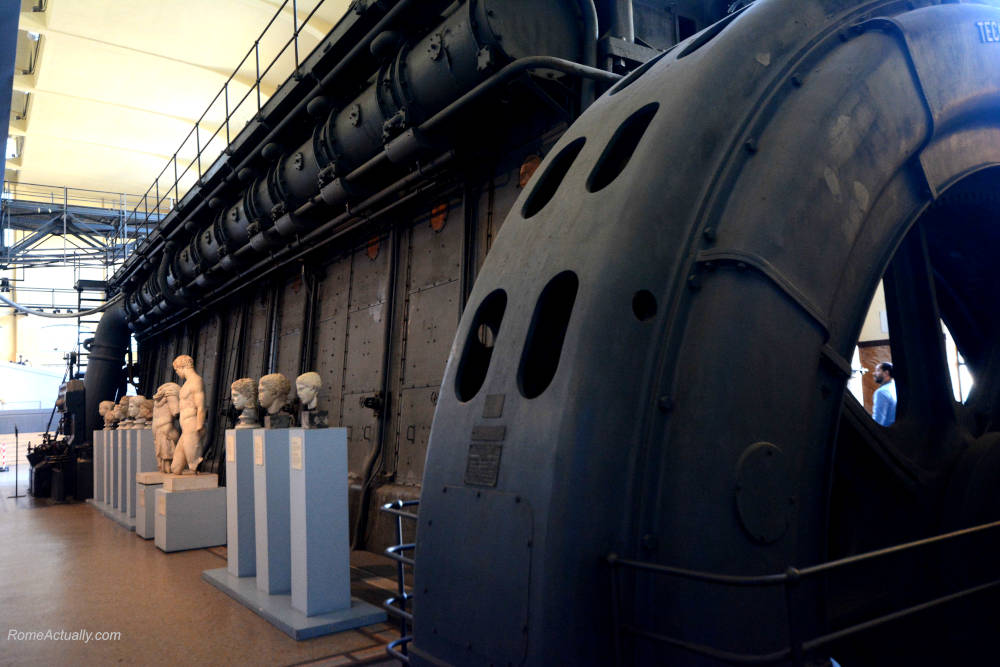 Image of Centrale Montemartini in Rome