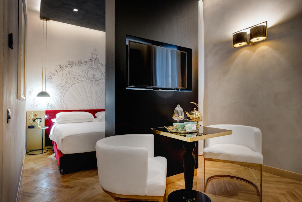 Image: Dharma Boutique Hotel in Rome city center
