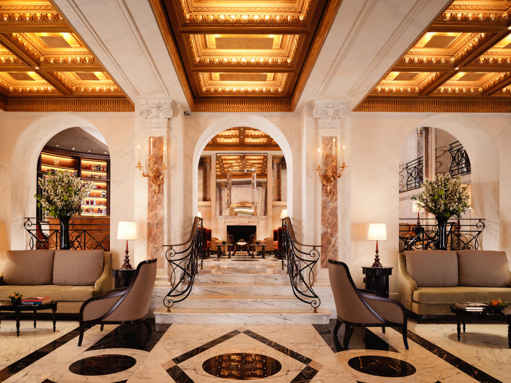 Image: Hotel Eden - Dorchester Collection five-star hotel in Rome