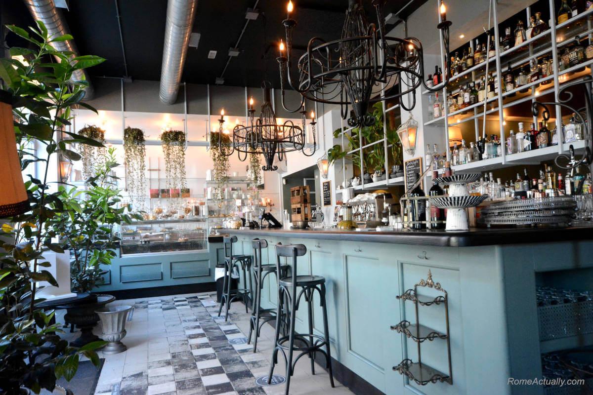 Where to eat in Ostiense restaurants