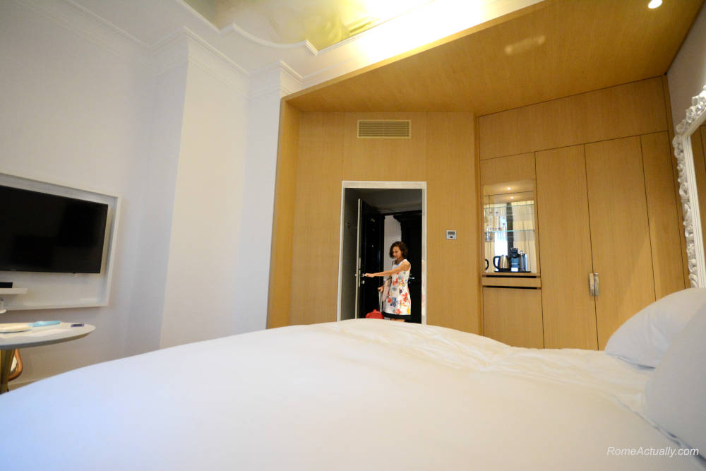 Image: Room at Sofitel Rome Villa Borghese