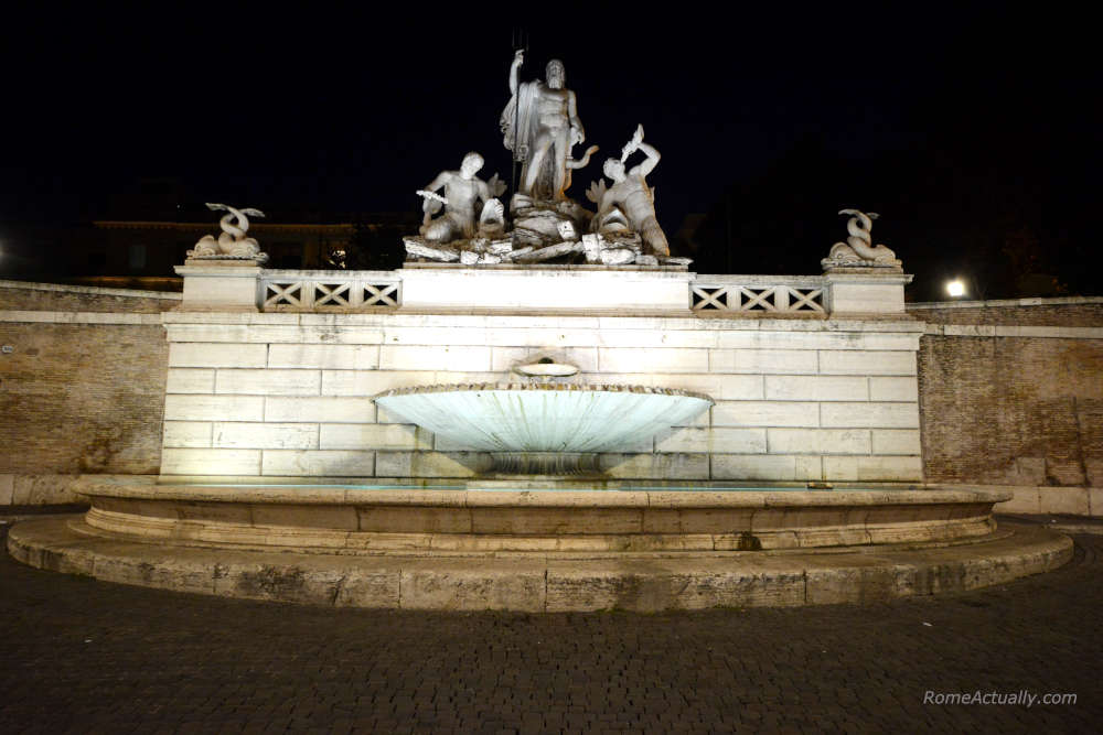 Image: Piazza del Popolo to visit in one day in Rome historic center