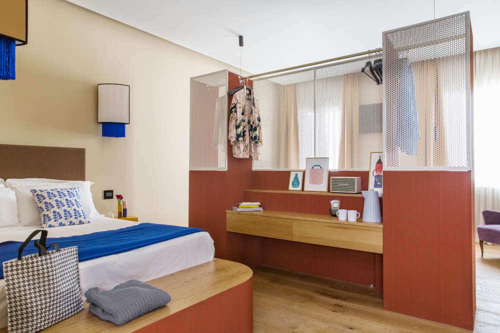 Imamgine: Condominio Monti hotel in Rome near the Colosseum