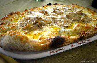 Image: Pizza from La Pratolina Pizzeria in Rome's Prati neighborhood
