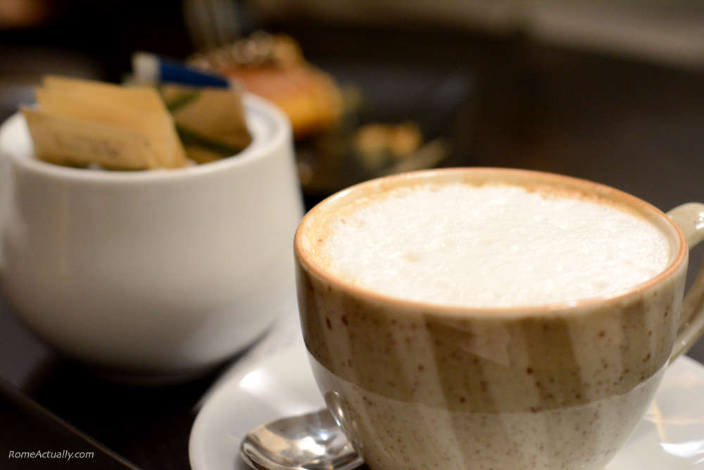Image: Coffee in Rome