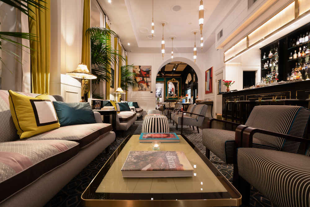 Image: Hotel Vilòn boutique hotel in Rome