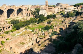 Image: Roman Forum things to do included in Rome travel guide