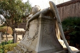 Tears and beauty, charmed by the Non-Catholic cemetery in Rome