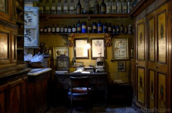 Ancient pharmacy Santa Maria della Scala, a hidden gem in Rome