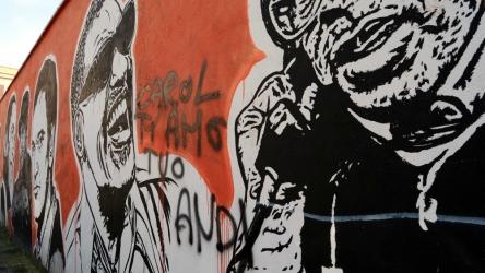 Photo essay – Rome street art in Ostiense neighborhood