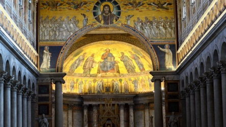 The most beautiful and least visited churches in Rome