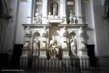 San Pietro in Vincoli Basilica in Rome, see the chains that held Saint Peter captive