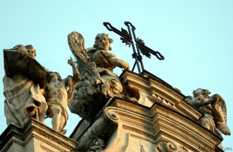 Faith and history at Santa Croce in Gerusalemme Basilica in Rome